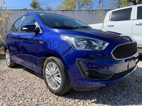 Ford Figo Sedan Energy usado (2020) color Azul Electrico precio $189,999