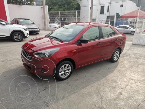 Ford Figo Sedan Energy usado (2018) color Rojo Rubi precio $175,000