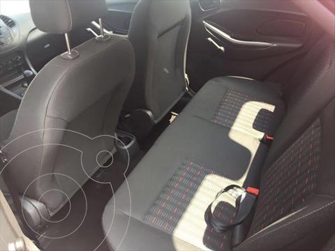 Ford Figo Sedan Impulse A/A usado (2018) color Rojo precio $179,000