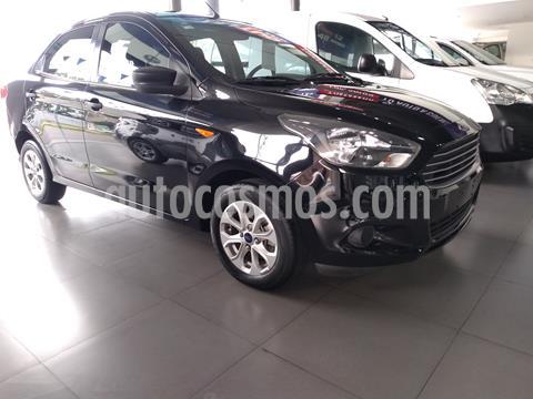Ford Figo Sedan Energy Aut usado (2018) color Negro precio $173,000