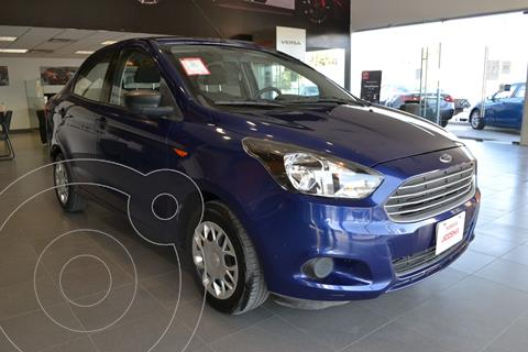 Ford Figo Sedan Impulse  usado (2018) color Azul Marino precio $169,000