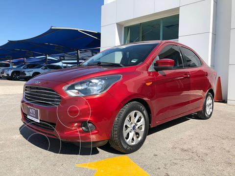 Ford Figo Sedan Titanium usado (2016) color Rojo precio $150,000