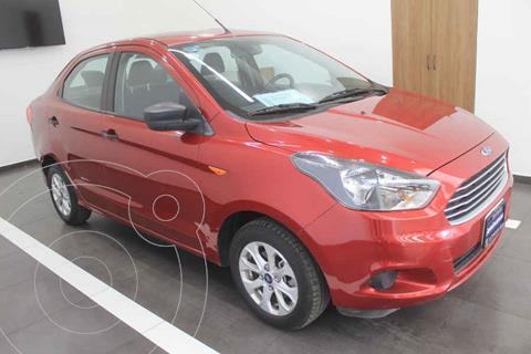 Ford Figo Sedan Energy usado (2018) color Rojo precio $179,000