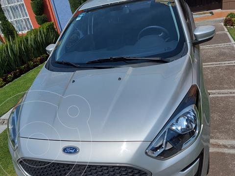 Ford Figo Sedan Energy usado (2019) color Plata precio $153,000
