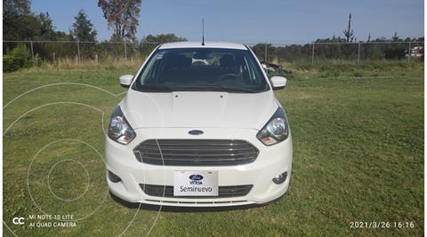 Ford Figo Sedan Titanium Aut usado (2018) color Blanco precio $179,000