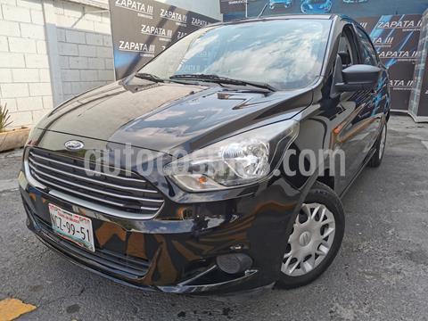 Ford Figo Sedan Impulse  usado (2018) color Negro precio $157,000