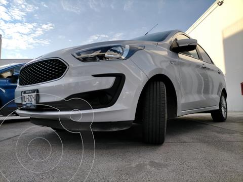 Ford Figo Sedan Energy usado (2020) color Plata Estelar precio $225,000