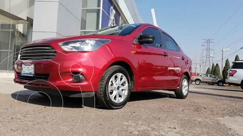 Ford Figo Sedan Energy usado (2018) color Rojo precio $150,000