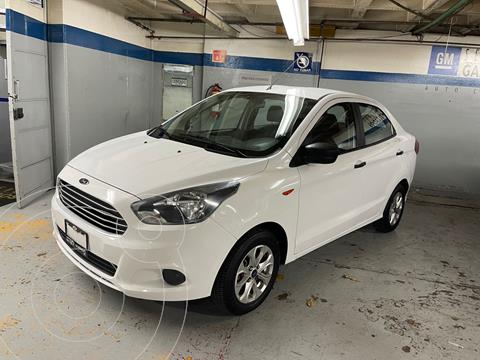 Ford Figo Sedan Energy usado (2017) color Blanco precio $148,900