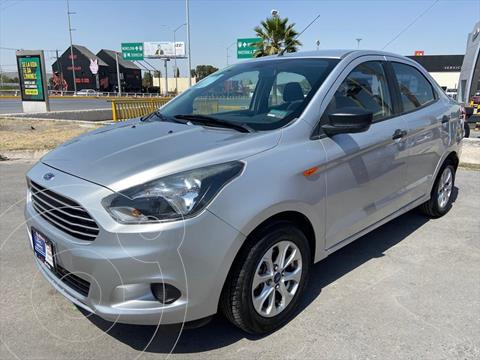 Ford Figo Sedan Energy usado (2017) color Plata precio $128,000