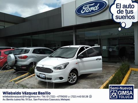 Ford Figo Sedan Energy usado (2017) color Blanco precio $134,000
