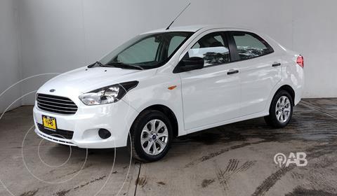 Ford Figo Sedan Energy usado (2018) color Blanco precio $190,000