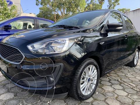 Ford Figo Sedan ENERGY TM 4 PTAS 1.5L usado (2020) color Negro precio $219,999