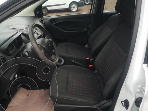 Ford Figo Sedan Energy usado (2017) color Blanco precio $160,000