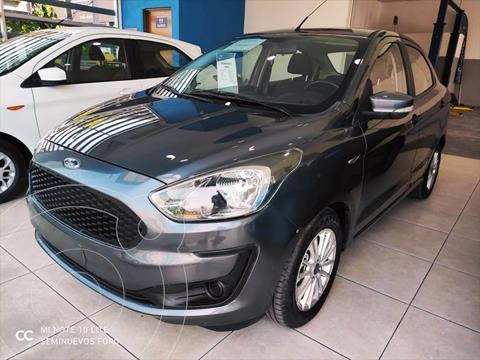Ford Figo Sedan Energy usado (2019) color Gris Oscuro precio $195,000