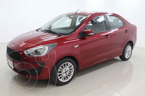 Ford Figo Sedan Energy usado (2019) color Rojo precio $165,000