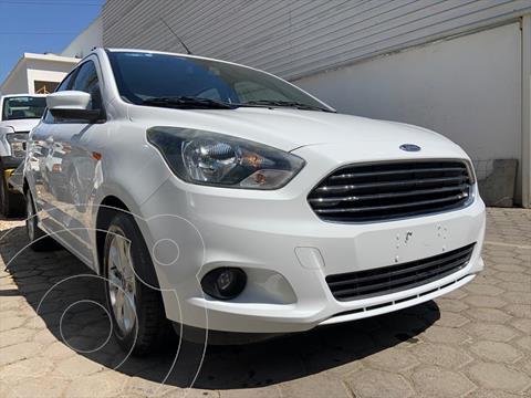 Ford Figo Sedan Titanium Aut usado (2018) color Blanco precio $174,999