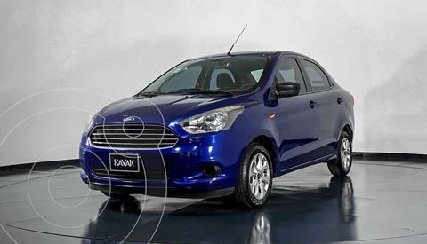 Ford Figo Sedan Energy usado (2018) color Azul precio $174,999