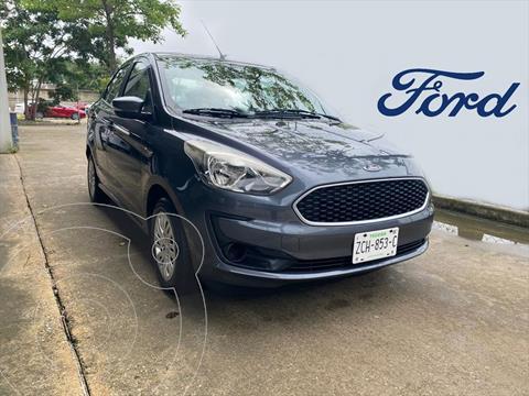 Ford Figo Sedan Impulse usado (2019) color Gris precio $185,000