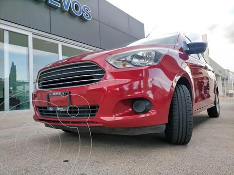 Ford Figo Sedan Energy usado (2017) color Rojo Rubi precio $159,900