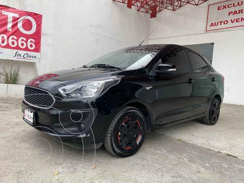 Ford Figo Sedan Impulse usado (2020) color Negro precio $217,000