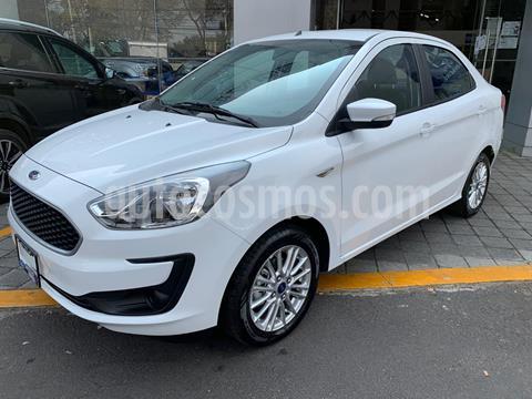 Ford Figo Sedan Energy usado (2020) color Blanco precio $255,000