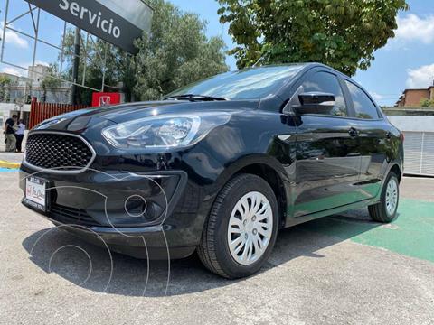 Ford Figo Sedan Impulse usado (2020) color Negro precio $199,000