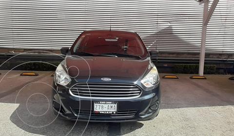 Ford Figo Sedan Impulse  usado (2016) color Negro precio $145,000
