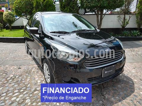 Ford Figo Sedan Impulse  usado (2018) color Negro precio $38,750