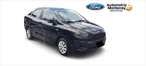Ford Figo Sedan Impulse A/A usado (2019) color Negro precio $199,900