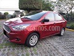 Ford Figo Sedan IMPULSE L4/1.5 MAN A/A usado (2016) color Rojo precio $125,000