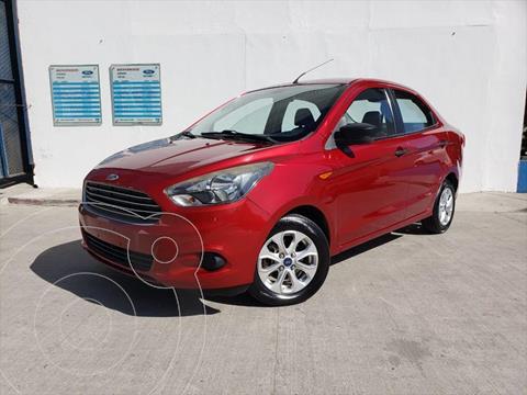Ford Figo Sedan Energy Aut usado (2017) color Rojo precio $150,000