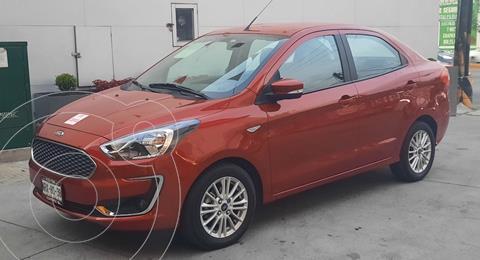 Ford Figo Sedan Titanium usado (2020) color Rojo precio $233,000