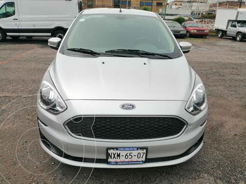 Ford Figo Sedan Energy usado (2020) color Plata precio $219,000
