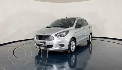 Ford Figo Sedan Energy usado (2018) color Plata precio $169,999