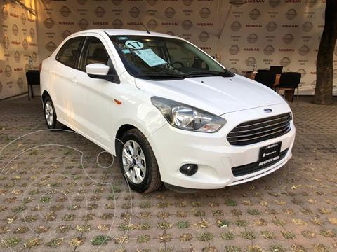 Ford Figo Sedan Energy Aut usado (2017) color Blanco Oxford precio $175,000