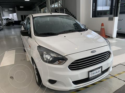 Ford Figo Sedan Impulse  usado (2018) color Blanco precio $169,900