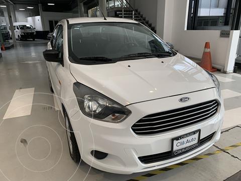 Ford Figo Sedan Impulse  usado (2018) color Blanco precio $159,000