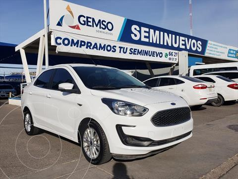 Ford Figo Sedan Impulse A/A usado (2019) color Blanco precio $170,000