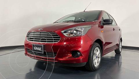 Ford Figo Sedan Energy usado (2018) color Rojo precio $169,999