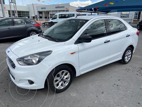Ford Figo Sedan Energy usado (2017) color Blanco precio $132,000