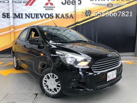 Ford Figo Sedan Impulse  usado (2018) color Negro precio $165,000