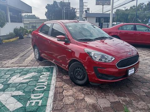 foto Ford Figo Sedán Energy usado (2019) color Rojo precio $175,000