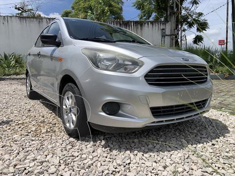 Ford Figo Sedan Energy usado (2017) color Plata precio $149,999