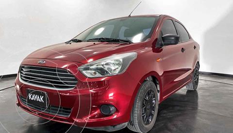 Ford Figo Sedan Impulse  usado (2017) color Rojo precio $127,999