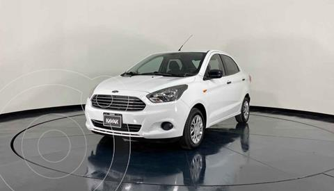 Ford Figo Sedan Impulse A/A usado (2018) color Blanco precio $159,999