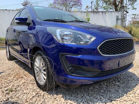 Ford Figo Sedan Energy usado (2019) color Azul Electrico precio $159,999