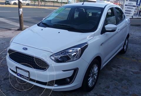 Ford Figo Sedan Titanium usado (2020) color Blanco precio $265,000