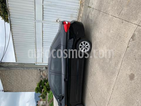 Ford Figo Sedan Titanium Aut usado (2017) color Negro precio $149,000