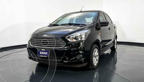 Ford Figo Sedan Energy usado (2016) color Negro precio $137,999